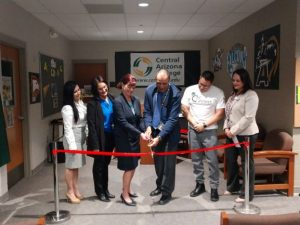 Central Arizona College and Poston Butte High School Celebrate New CAC Connect Partnership