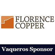 Florence Copper - Vaquero Sponsor