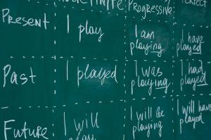 English Education pathway (AA)