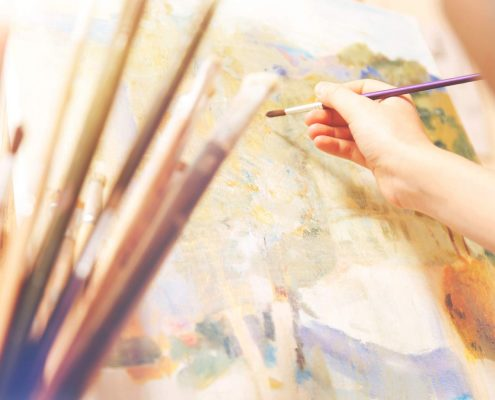 Fine Arts Painting
