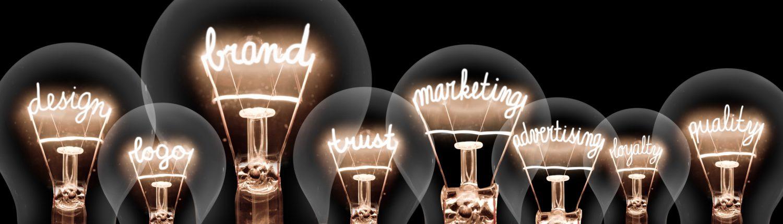 Digital media arts light bulbs