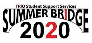 TRIO Student Support Services Summer Bridge 2020 Logo