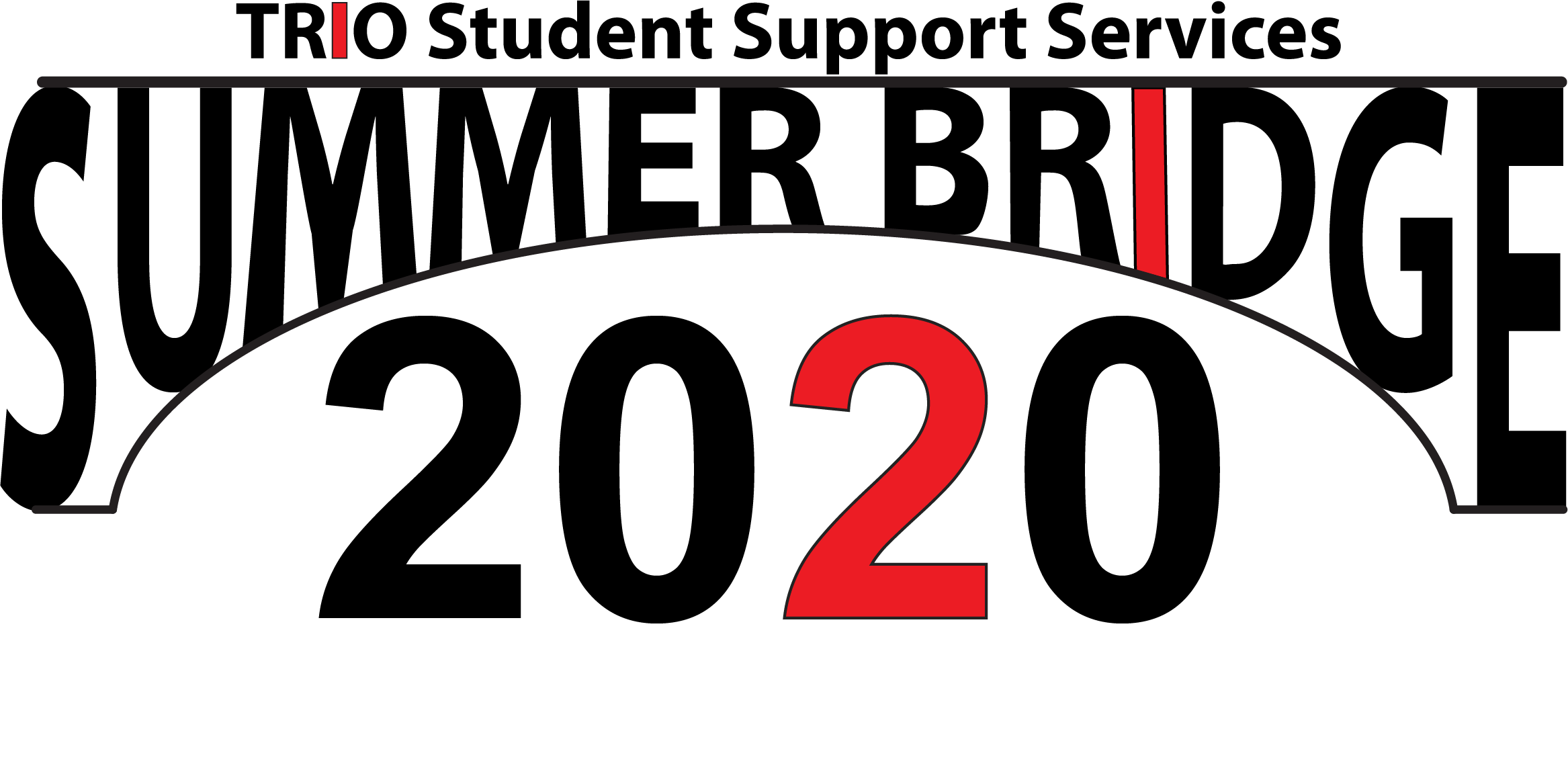 TRIO Student Support Services Summer Bridge 2020 Logo