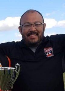 Omar Villa, Math Instructor