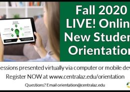 Fall 2020 Virtual Orientation image