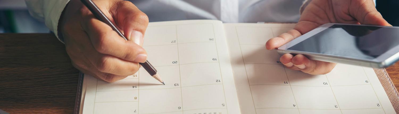 Calendar - Plan your semester image