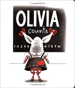 Olivia Counts by Ian Flaconer