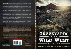 Graveyards of Wild West Bookcover