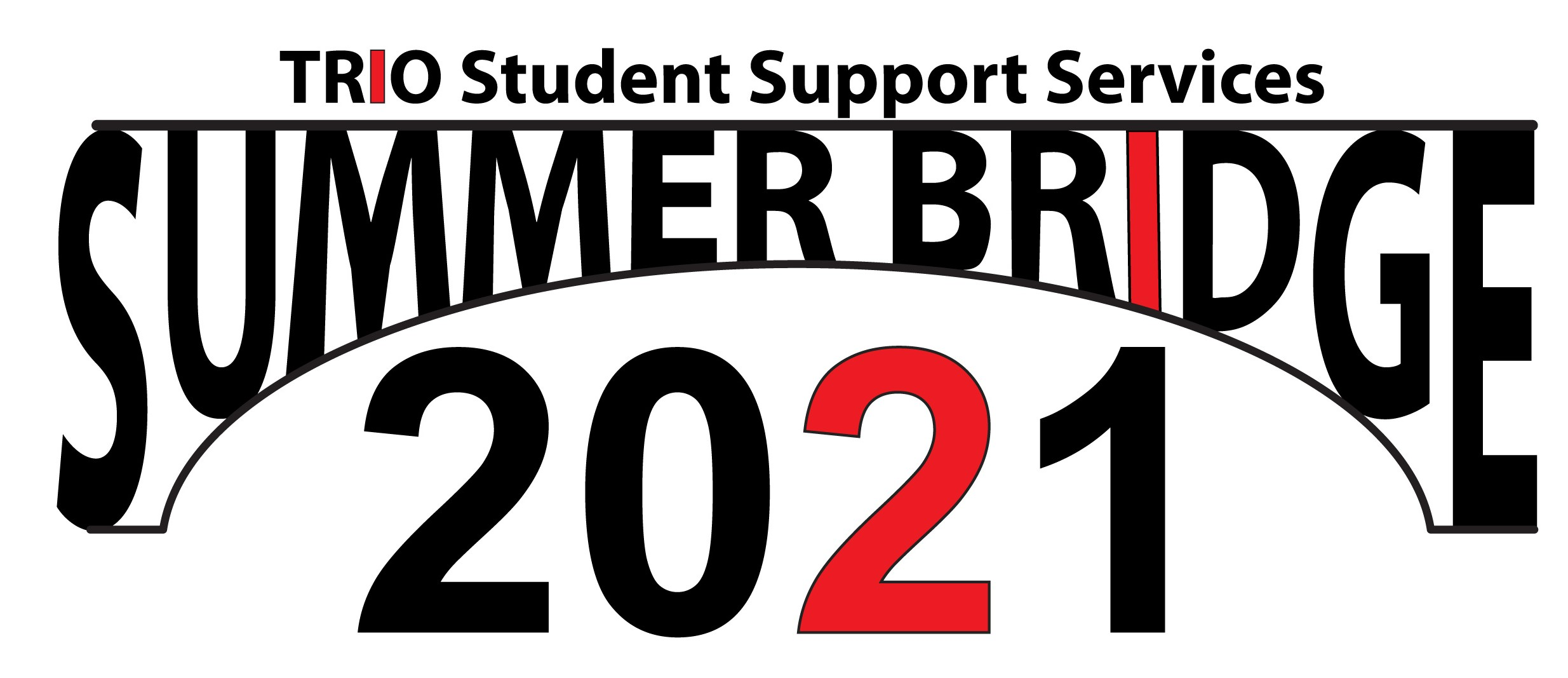 TRIO Summer Bridge Logo 2021