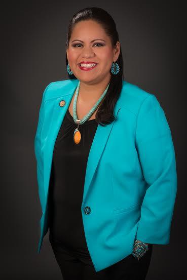 Representative Dr. Ponka-We Victors
