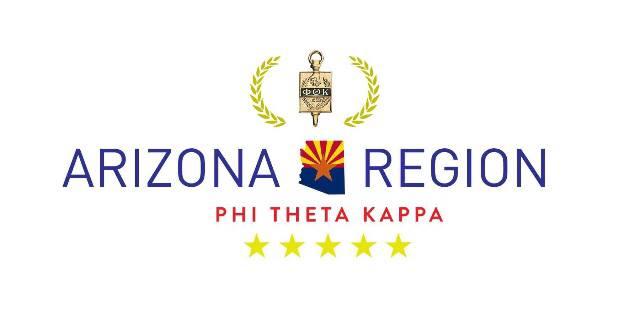 Arizona region PTK logo