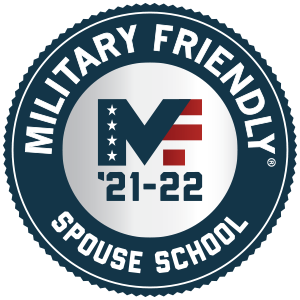 Military Friendly Spouse School Logo