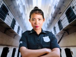 female correctional officer